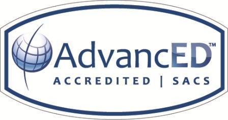 AdvancED SACS Accredited