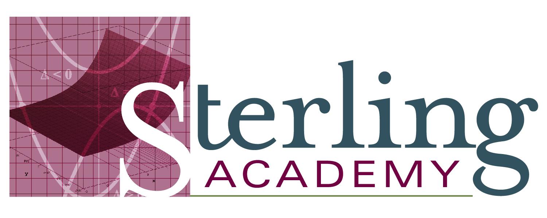 Sterling Academy Mathematics Logo Final Version