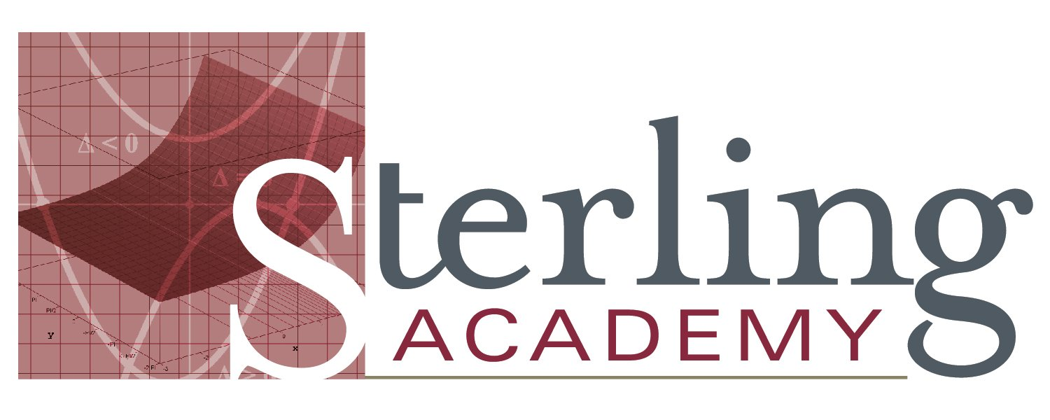 Sterling Academy Mathematics Logo Final Version