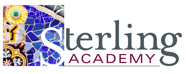 Sterling Academy Logo  Spanish