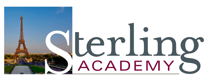 Sterling Academy Logo  French
