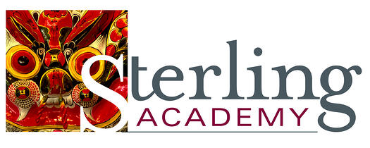 Sterling Academy Logo   Chinese