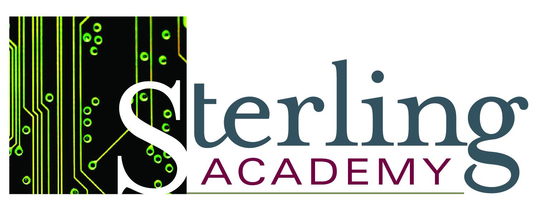 Sterling Academy Logo  Technology