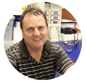 Chris Deeter teacher SA
