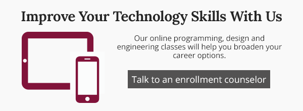 Take Technology Courses Online